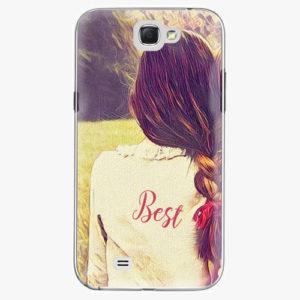 Plastový kryt iSaprio - BF Best - Samsung Galaxy Note 2