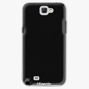 Plastový kryt iSaprio - 4Pure - černý - Samsung Galaxy Note 2