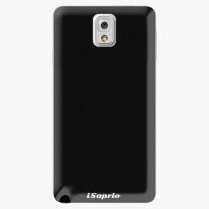 Plastový kryt iSaprio - 4Pure - černý - Samsung Galaxy Note 3