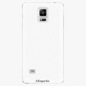 Plastový kryt iSaprio - 4Pure - bílý - Samsung Galaxy Note 4