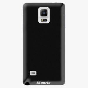 Plastový kryt iSaprio - 4Pure - černý - Samsung Galaxy Note 4