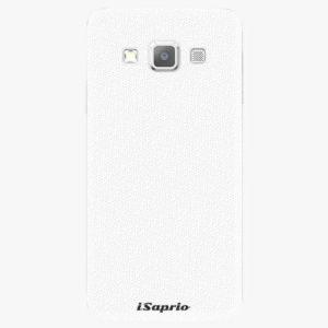 Plastový kryt iSaprio - 4Pure - bílý - Samsung Galaxy A3