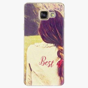 Plastový kryt iSaprio - BF Best - Samsung Galaxy A3 2016