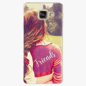 Plastový kryt iSaprio - BF Friends - Samsung Galaxy A3 2016