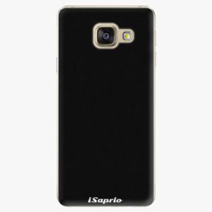 Plastový kryt iSaprio - 4Pure - černý - Samsung Galaxy A3 2016