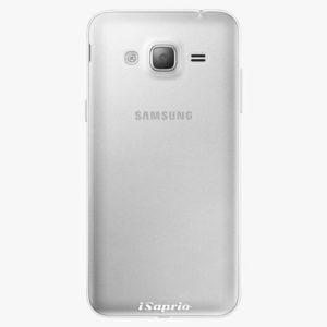 Plastový kryt iSaprio - 4Pure - průhledný matný - Samsung Galaxy J3 2016