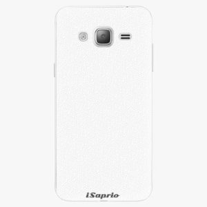 Plastový kryt iSaprio - 4Pure - bílý - Samsung Galaxy J3 2016