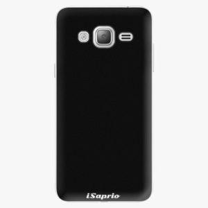 Plastový kryt iSaprio - 4Pure - černý - Samsung Galaxy J3 2016