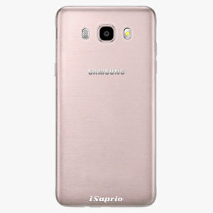 Plastový kryt iSaprio - 4Pure - průhledný matný - Samsung Galaxy J5 2016