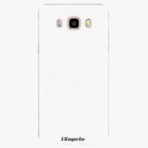 Plastový kryt iSaprio - 4Pure - bílý - Samsung Galaxy J5 2016