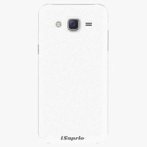 Plastový kryt iSaprio - 4Pure - bílý - Samsung Galaxy Core Prime