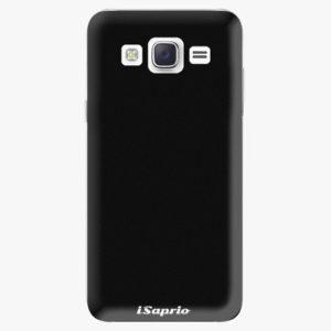 Plastový kryt iSaprio - 4Pure - černý - Samsung Galaxy Core Prime