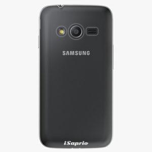 Plastový kryt iSaprio - 4Pure - průhledný matný - Samsung Galaxy Trend 2 Lite