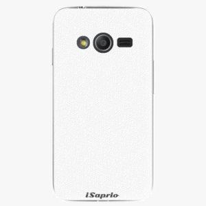 Plastový kryt iSaprio - 4Pure - bílý - Samsung Galaxy Trend 2 Lite