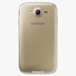 Plastový kryt iSaprio - 4Pure - průhledný matný - Samsung Galaxy Grand Neo Plus