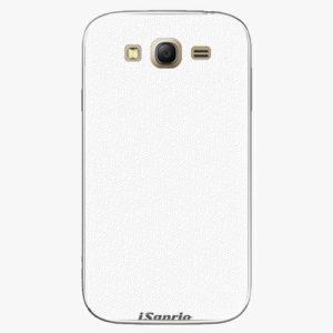 Plastový kryt iSaprio - 4Pure - bílý - Samsung Galaxy Grand Neo Plus