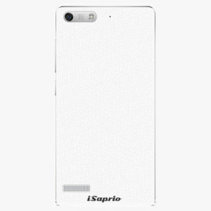 Plastový kryt iSaprio - 4Pure - bílý - Huawei Ascend G6