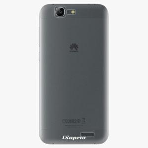 Plastový kryt iSaprio - 4Pure - průhledný matný - Huawei Ascend G7