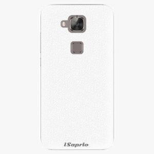 Plastový kryt iSaprio - 4Pure - bílý - Huawei Ascend G8