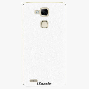 Plastový kryt iSaprio - 4Pure - bílý - Huawei Mate7