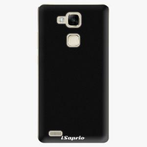 Plastový kryt iSaprio - 4Pure - černý - Huawei Mate7