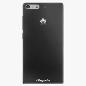 Plastový kryt iSaprio - 4Pure - průhledný matný - Huawei Ascend P7 Mini