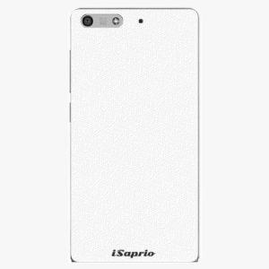 Plastový kryt iSaprio - 4Pure - bílý - Huawei Ascend P7 Mini