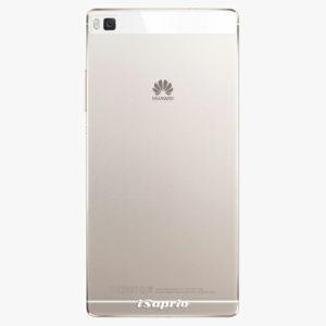 Plastový kryt iSaprio - 4Pure - průhledný matný - Huawei Ascend P8