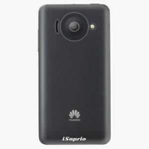 Plastový kryt iSaprio - 4Pure - průhledný matný - Huawei Ascend Y300