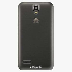 Plastový kryt iSaprio - 4Pure - průhledný matný - Huawei Ascend Y5