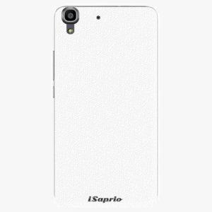 Plastový kryt iSaprio - 4Pure - bílý - Huawei Ascend Y6