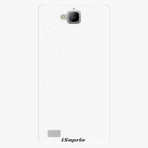 Plastový kryt iSaprio - 4Pure - bílý - Huawei Honor 3C