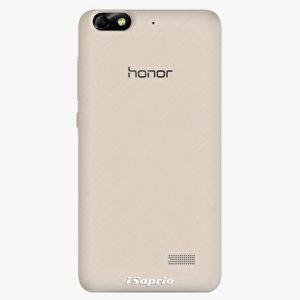 Plastový kryt iSaprio - 4Pure - průhledný matný - Huawei Honor 4C