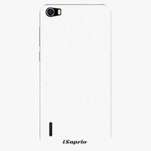 Plastový kryt iSaprio - 4Pure - bílý - Huawei Honor 6