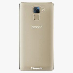 Plastový kryt iSaprio - 4Pure - průhledný matný - Huawei Honor 7