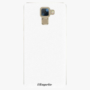 Plastový kryt iSaprio - 4Pure - bílý - Huawei Honor 7
