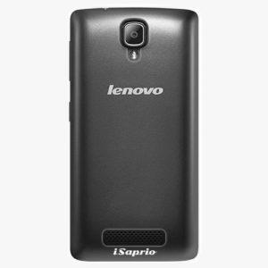 Plastový kryt iSaprio - 4Pure - průhledný matný - Lenovo A1000