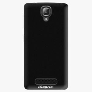 Plastový kryt iSaprio - 4Pure - černý - Lenovo A1000