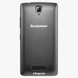 Plastový kryt iSaprio - 4Pure - průhledný matný - Lenovo A2010