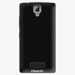 Plastový kryt iSaprio - 4Pure - černý - Lenovo A2010