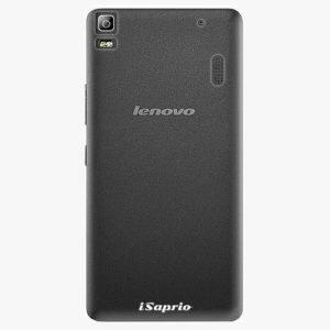 Plastový kryt iSaprio - 4Pure - průhledný matný - Lenovo A7000