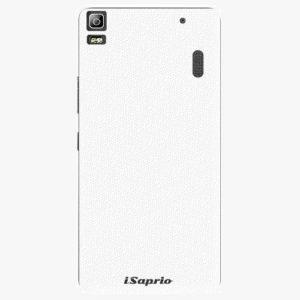 Plastový kryt iSaprio - 4Pure - bílý - Lenovo A7000