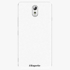 Plastový kryt iSaprio - 4Pure - bílý - Lenovo P1m