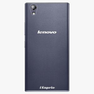 Plastový kryt iSaprio - 4Pure - průhledný matný - Lenovo P70