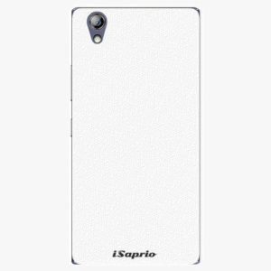 Plastový kryt iSaprio - 4Pure - bílý - Lenovo P70