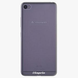 Plastový kryt iSaprio - 4Pure - průhledný matný - Lenovo S90