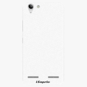 Plastový kryt iSaprio - 4Pure - bílý - Lenovo Vibe K5