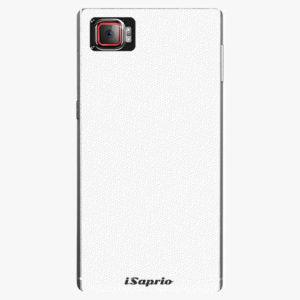 Plastový kryt iSaprio - 4Pure - bílý - Lenovo Z2 Pro