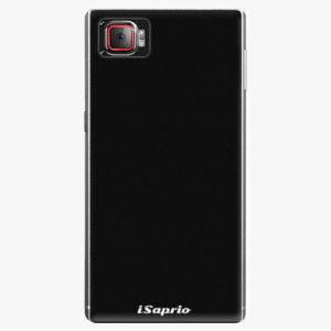 Plastový kryt iSaprio - 4Pure - černý - Lenovo Z2 Pro