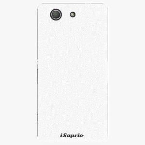 Plastový kryt iSaprio - 4Pure - bílý - Sony Xperia Z3 Compact
